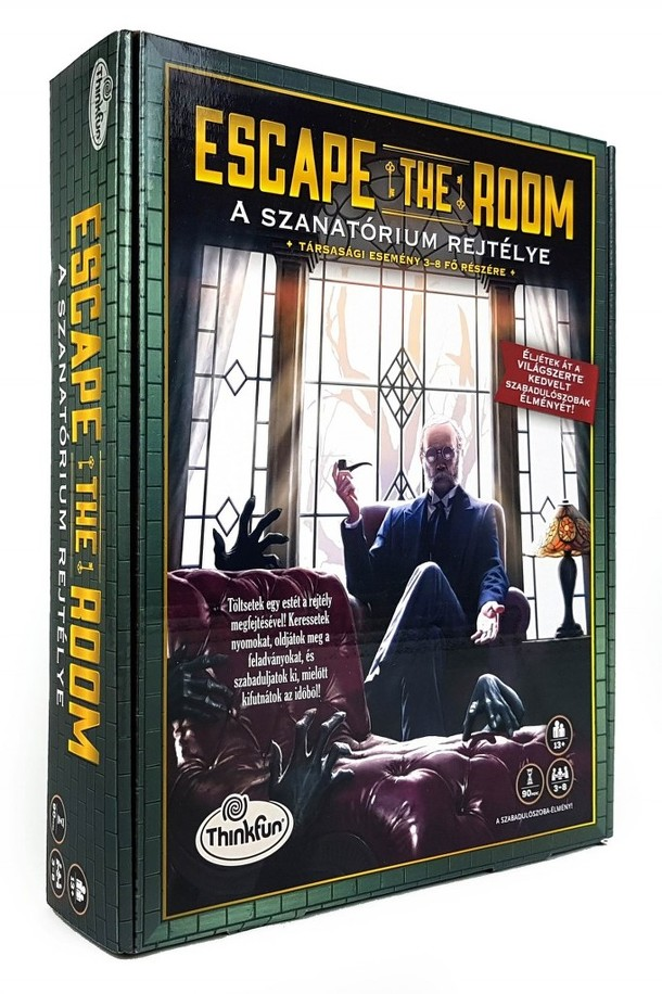 Escape the Room: A szanatórium rejtélye