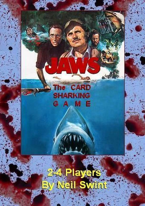 JAWS: The Card Sharking Game