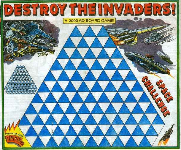 Destroy the Invaders
