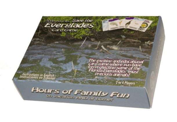 Save the Everglades Card Game