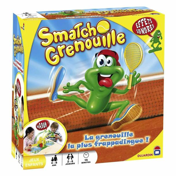 Smatcho Grenouille