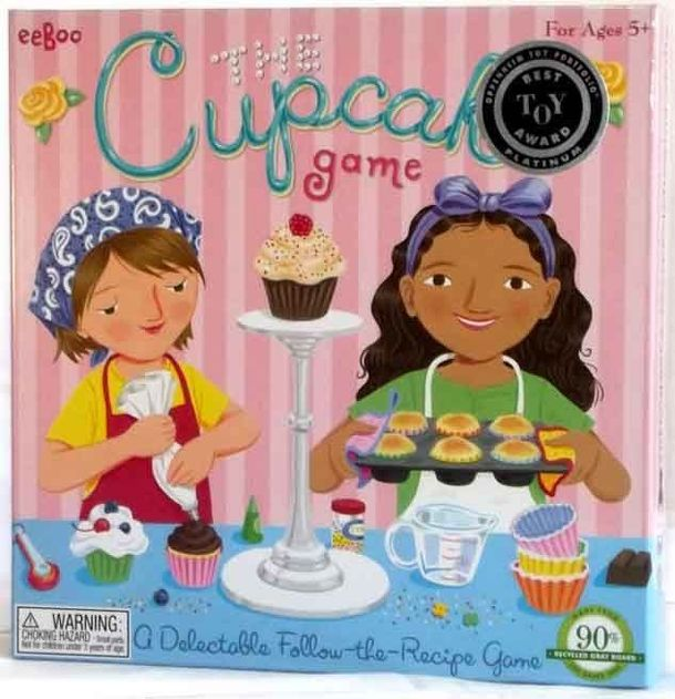 The Cupcake Game