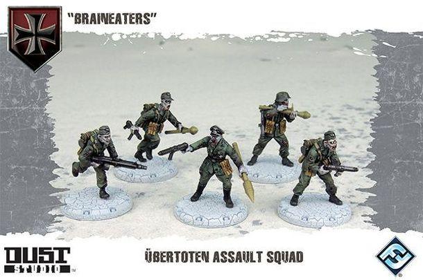 Dust Tactics Axis Ubertoten Suicide Squad