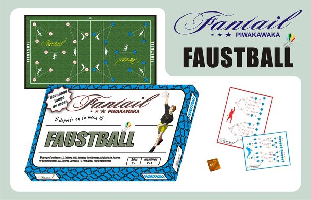 Fantail Faustball