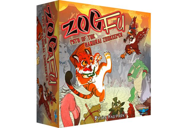 Zoo Fu: Path of the Samurai Zookeeper