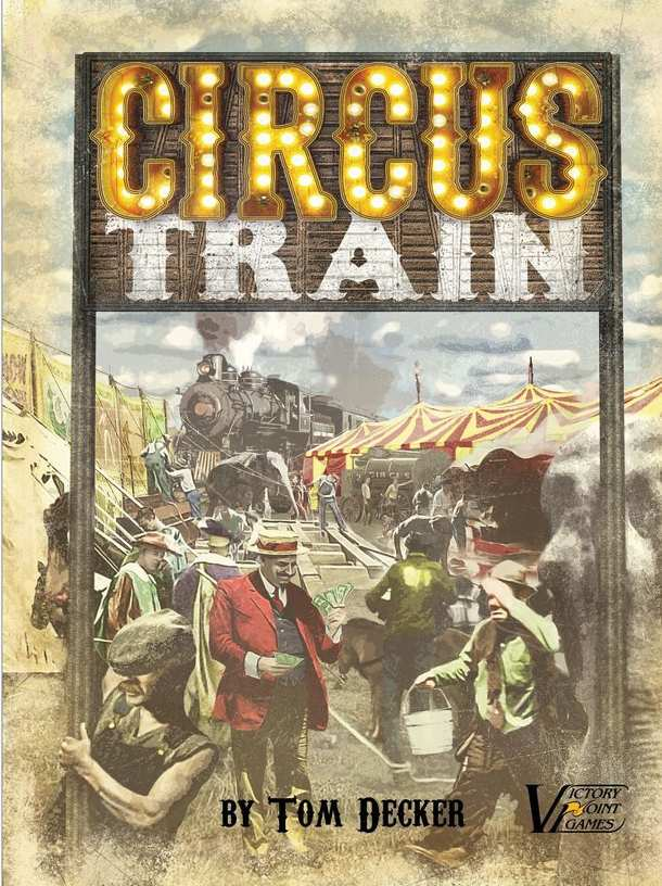 Circus Train (Second edition)