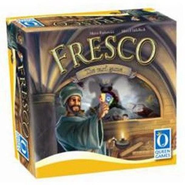 Fresco: The Card Game társasjáték Magyarország társasjáték