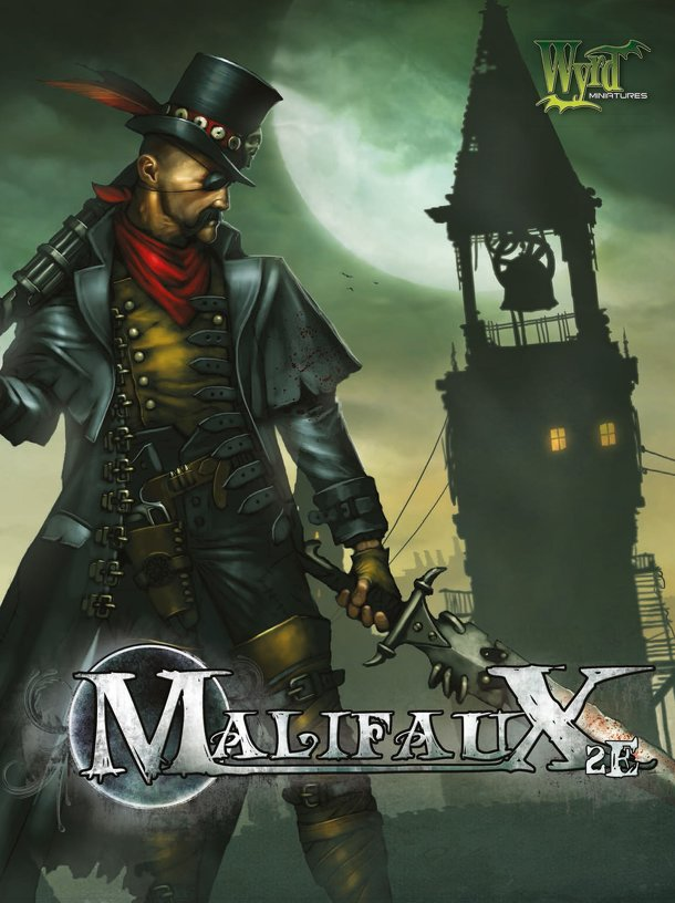 Malifaux Second Edition