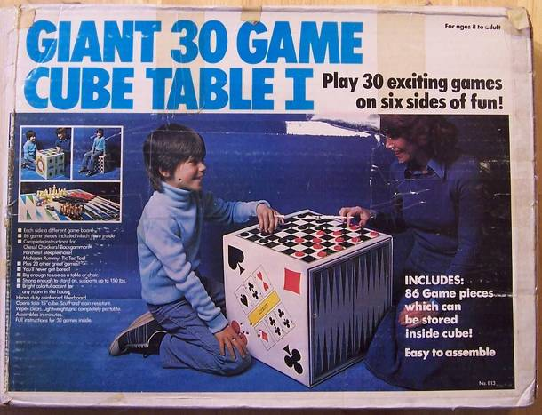 Giant 30 Game Cube