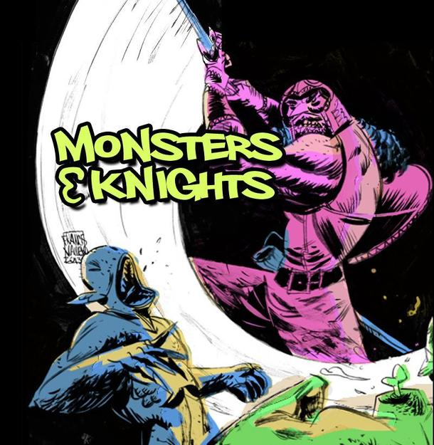 Monsters & Knights