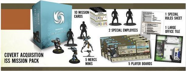 MERCS: Recon – Covert Acquistion