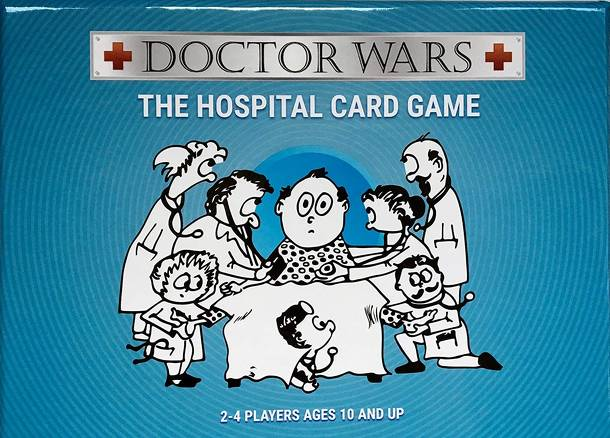 Doctor Wars: The Hospital Strategy Game