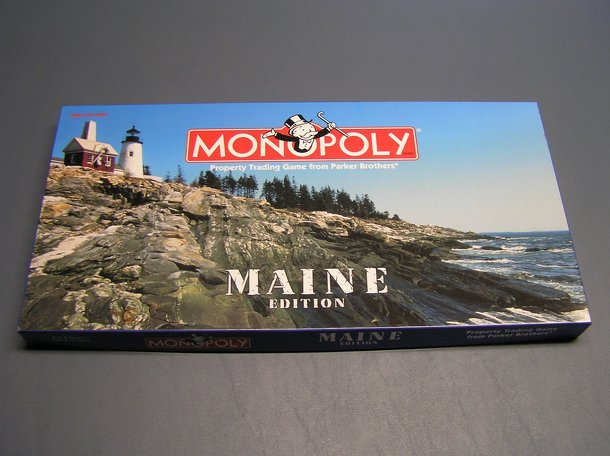 Monopoly: Maine Edition