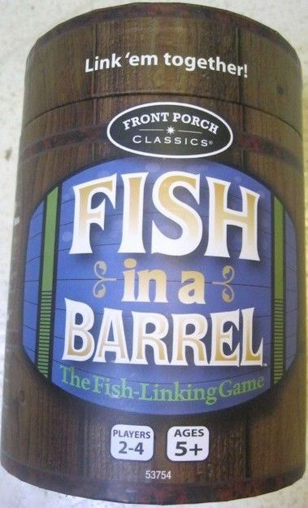 Fish In A Barrel: The Fish-Linking Game