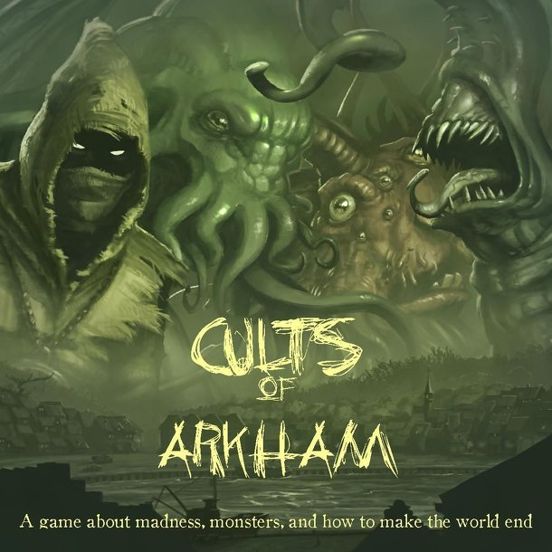 Cults of Arkham
