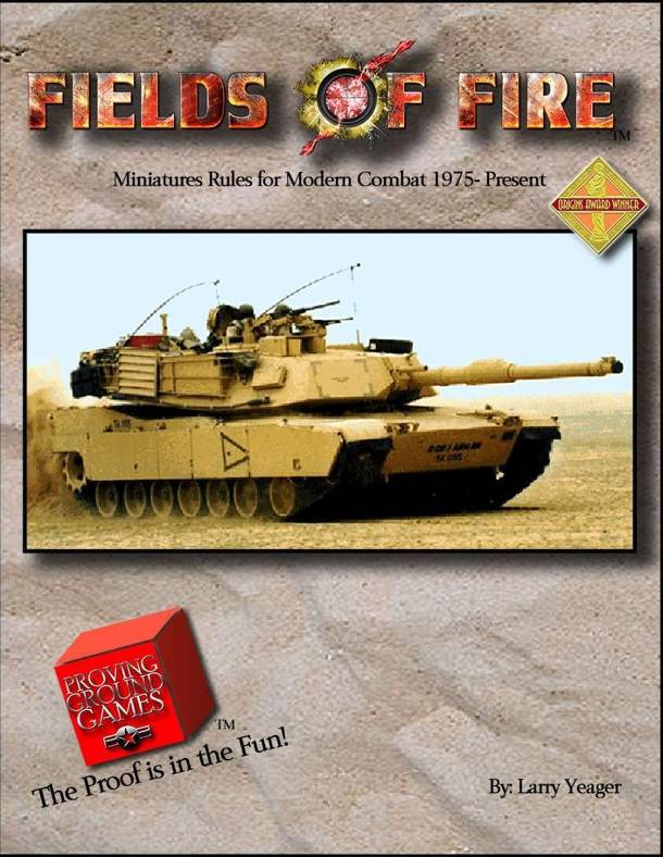 Fields of Fire:  Miniatures Rules for Modern Combat