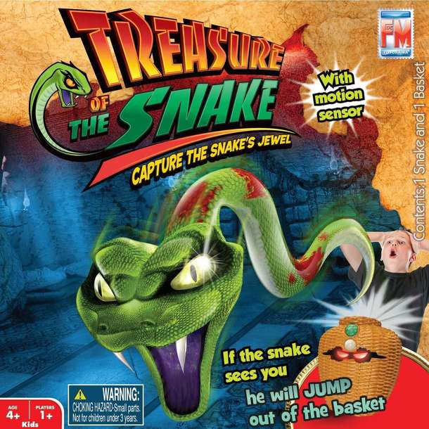 Treasure of the Snake