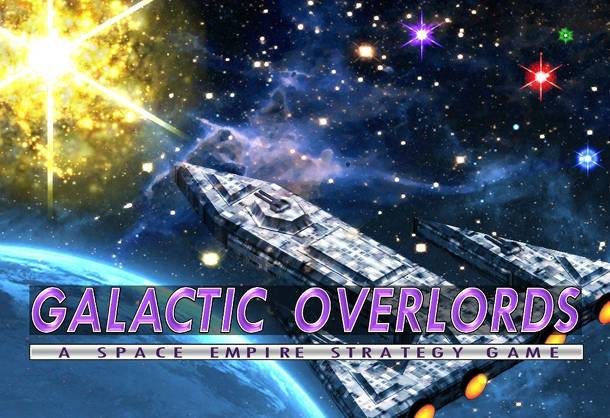 Galactic Overlords: A Space Empire Strategy Game