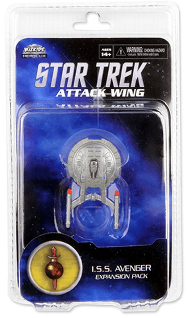 Star Trek: Attack Wing – I.S.S. Avenger Expansion Pack