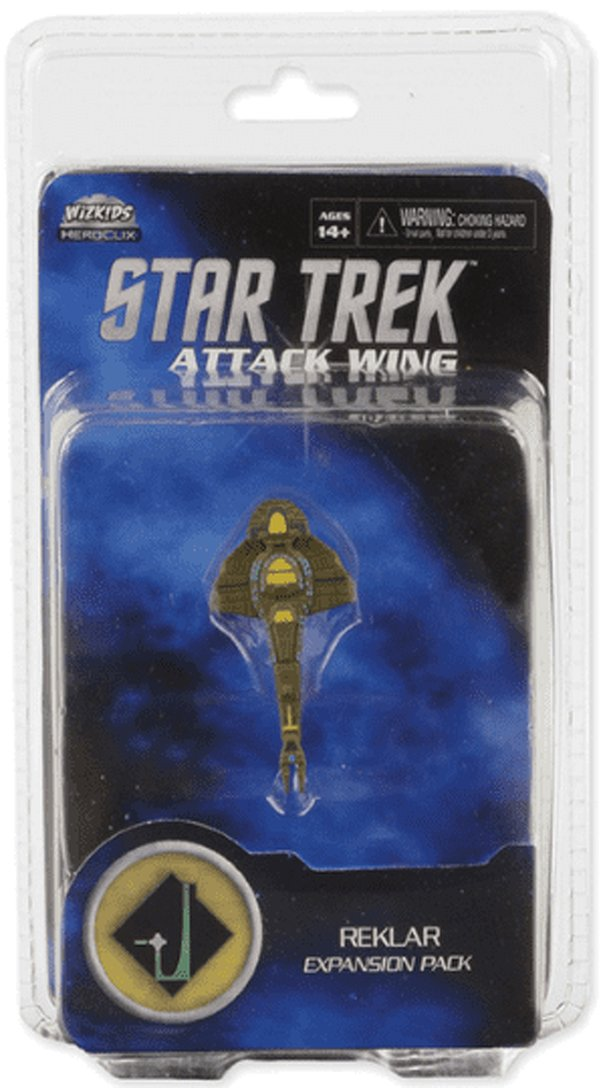 Star Trek: Attack Wing – Reklar Dominion Expansion Pack