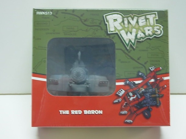 Rivet Wars: The Red Baron