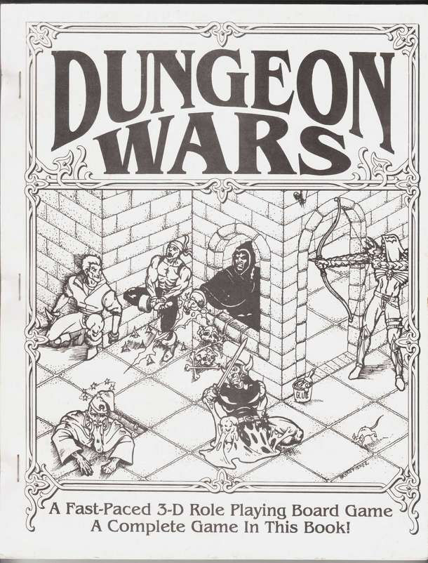 Dungeon Wars