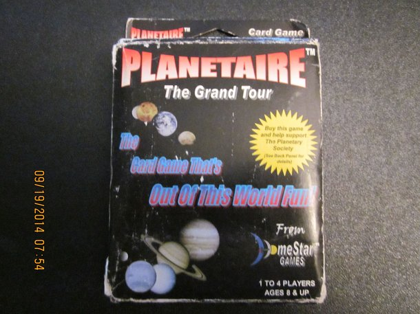 Planetaire: The Grand Tour
