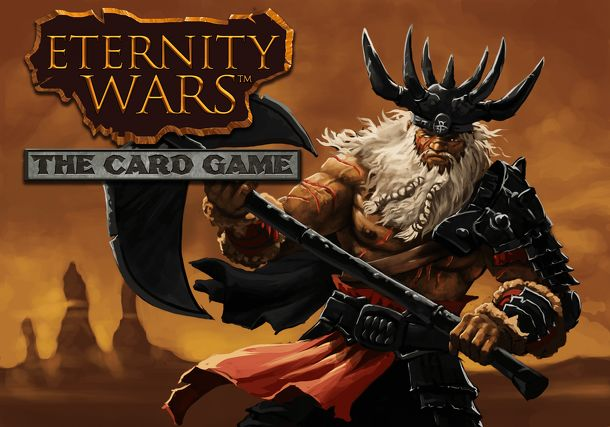 Eternity Wars: The Card Game