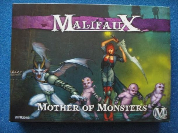 Malifaux: Mother of Monsters – Lilith Box Set