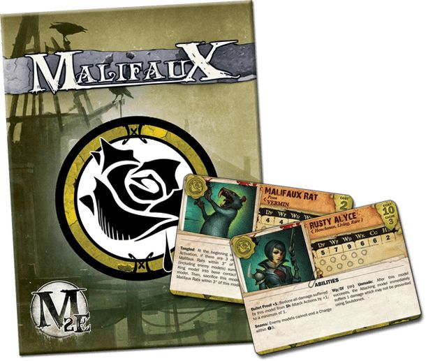 Malifaux: Arsenal Box – Outcasts (Wave 2)