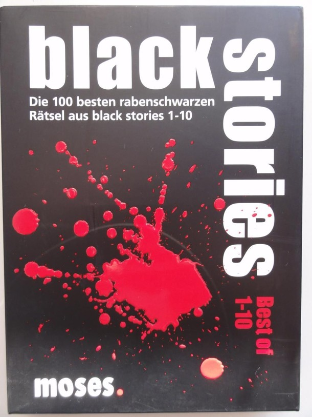 Black Stories: Jubiläumsedition Best of 1-10