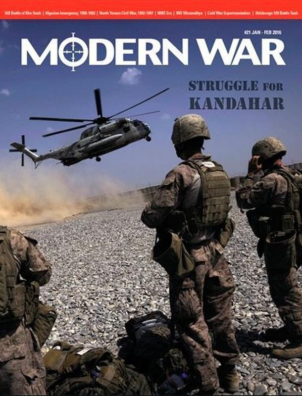 Kandahar: Special Forces in Afghanistan (Solitaire)