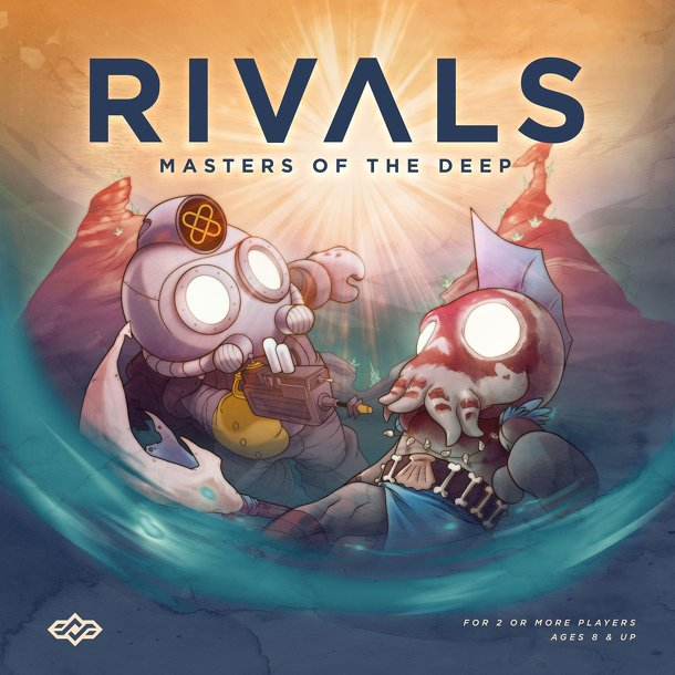 Rivals: Masters of the Deep