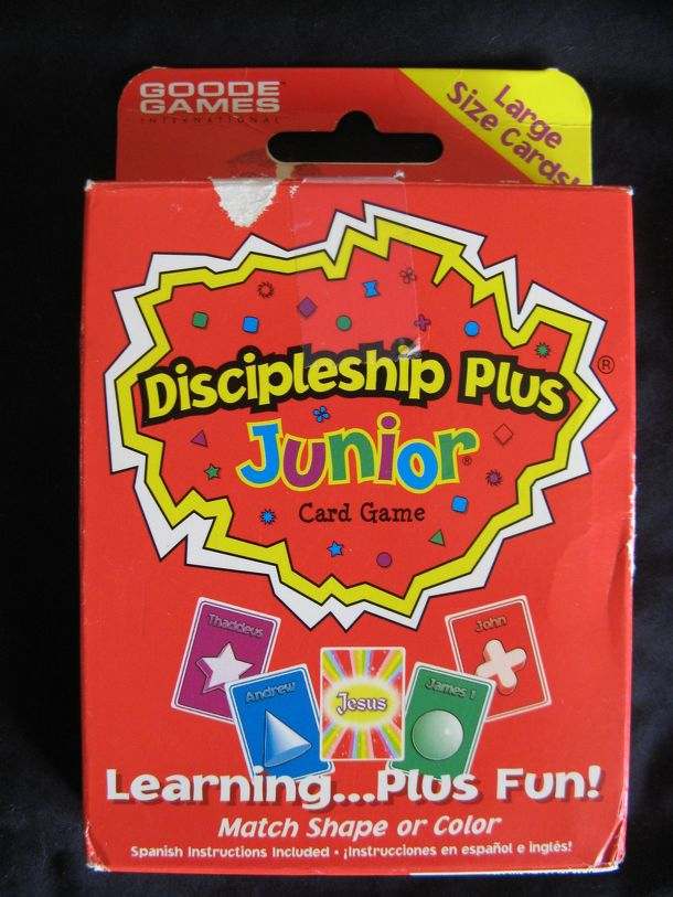 Discipleship Plus Junior