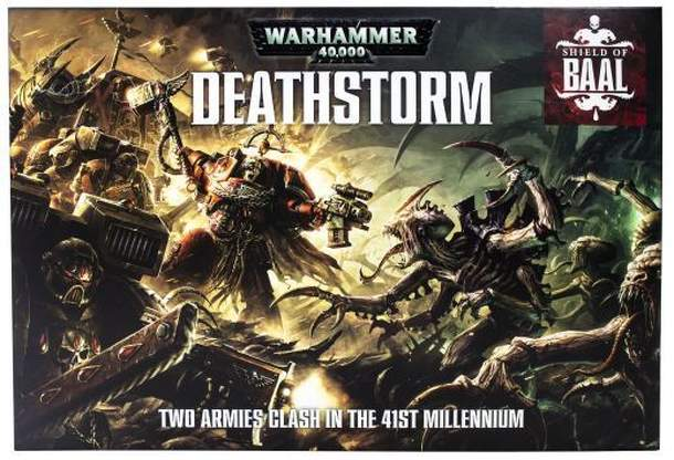 Shield of Baal: Deathstorm