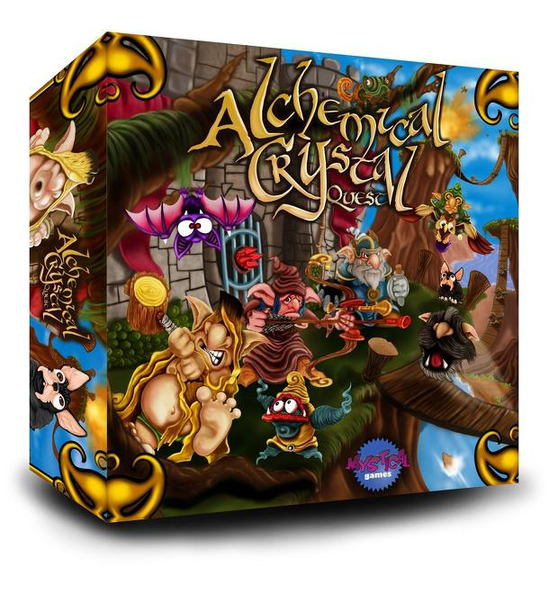 Alchemical Crystal Quest