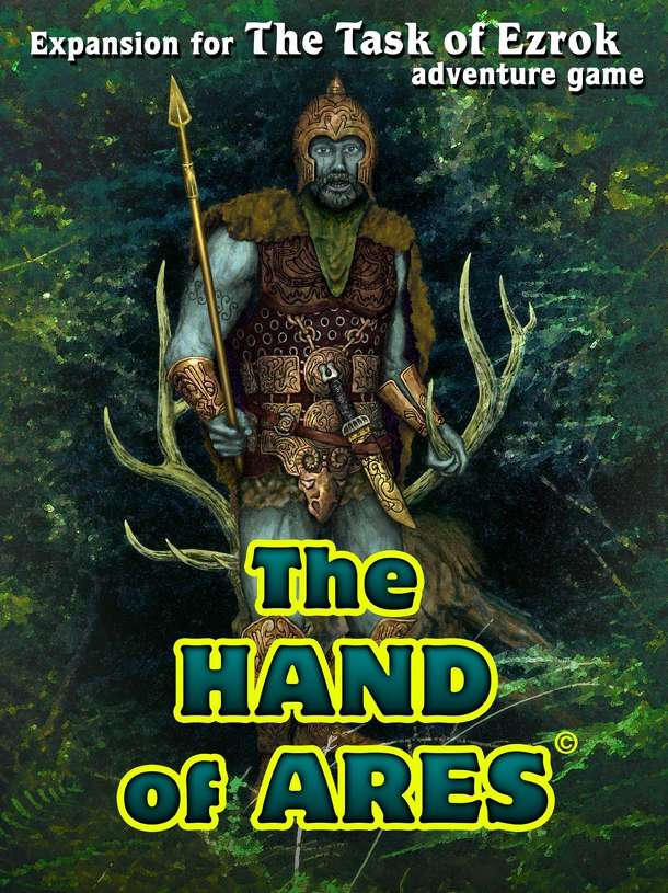 The Task of Ezrok: The Hand of Ares
