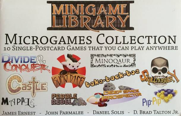 Level 99 Games Microgames Collection