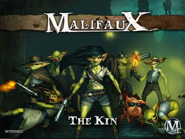 Malifaux: The Kin – Ophelia Box Set