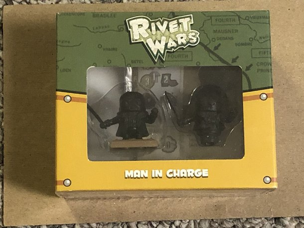 Rivet Wars: The Man in Charge