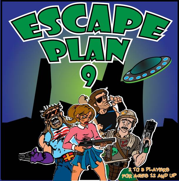 Escape Plan 9