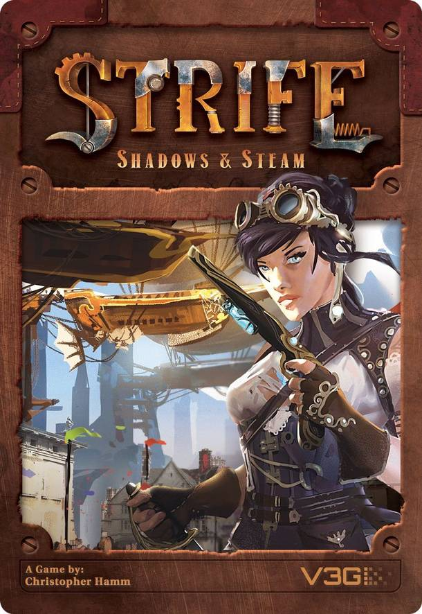 Strife: Shadows and Steam