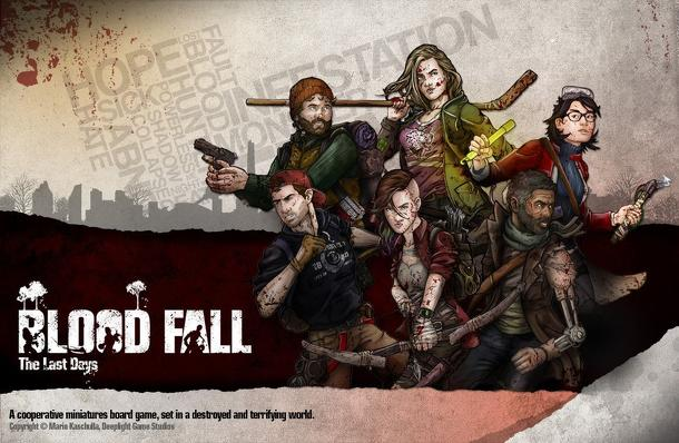 Blood Fall: The Last Days