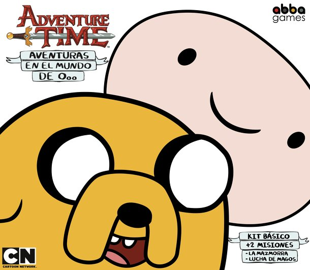 Adventure Time: Adventures in the Land of Ooo