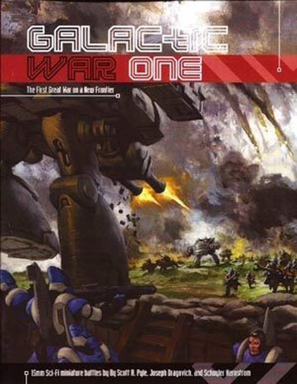 Galactic War One: The First Great War on a New Frontier