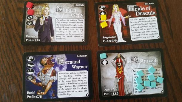 Gothic Doctor: Demons & Partial Treatments Expansion