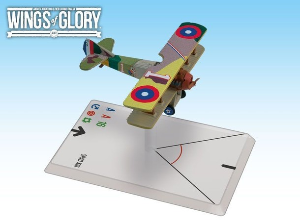 Wings of Glory: World War 1 – SPAD XIII