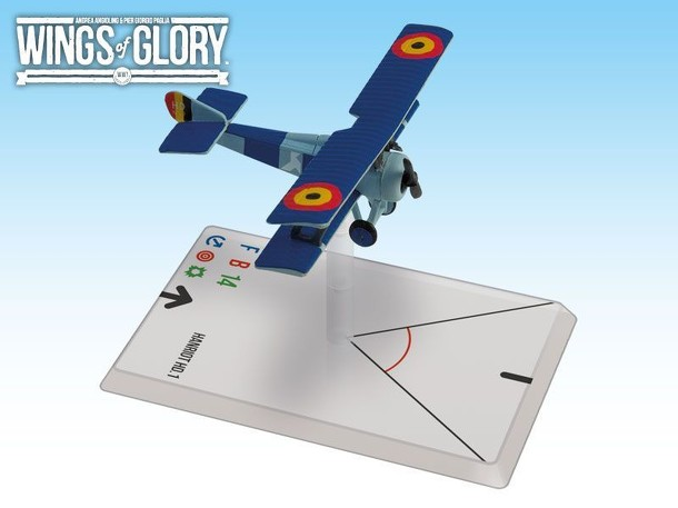 Wings of Glory: World War 1 – Hanriot HD.1