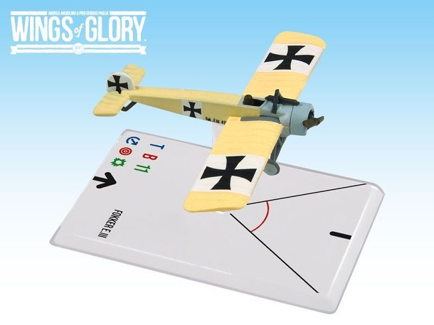 Wings of Glory: World War 1 – Fokker E.III