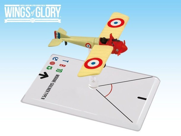 Wings of Glory: World War 1 – Morane-Saulnier Type N